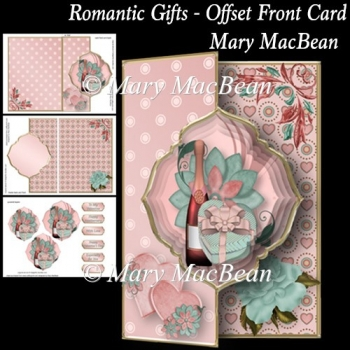 Romantic Gifts - Offset Front Card