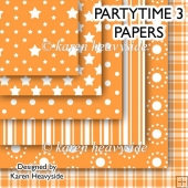 Partytime 3 Papers