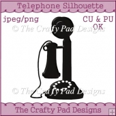 Telephone Silhouette