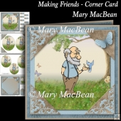 Making Friends - Corner Card