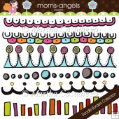 Doodle Borders Collection