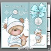Beary Nice Christmas Mini Kit