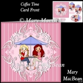 Coffee Time Card Front