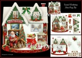 Santas Workshop Mini Page Kit