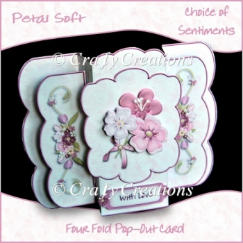 Four Fold Pop-Out - Petal Soft