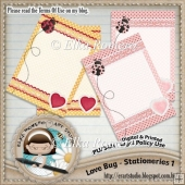 Love Bug - Stationeries 1