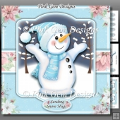 Chilly Snowman Mini Kit