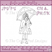 (Retiring In July) Lulu with Brolly