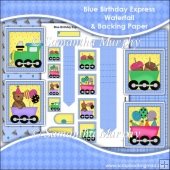 Blue Birthday Express Waterfall Download