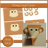 Monkey Candy Pouches