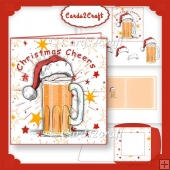 Christmas cheers card set