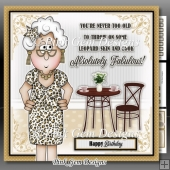 Absolutely Fabulous Molly Mini Kit