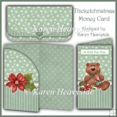Thicket Christmas 2 Money Card