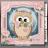 Love You Owl Ways Mini Kit