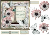 Pink anemone book
