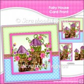 Fairy House Card Front