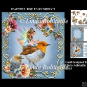 Beautiful Bird Fairy Mini Kit
