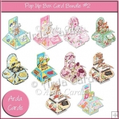 Pop Up Card Bundle #2