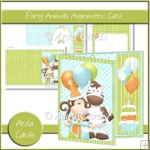 Party Animals Asymmetric Card