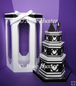 3D Wedding Celebration Cake - GSD/Studio Ready