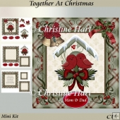 Together At Christmas Mini Kit