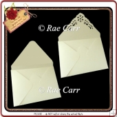 972 Thick Square Envelopes