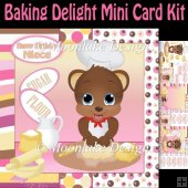 Baking Delight Mini Card Kit