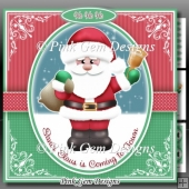 Santa Claus Is Coming To Town Mini Kit