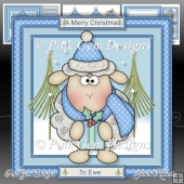 A Merry Christmas to Ewe Mini Kit