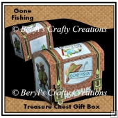 Gone Fishing Gift Box