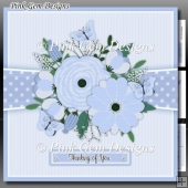 Heartfelt Flowers 2 Mini Kit
