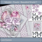 Minikit - Panels - Beautiful World 7