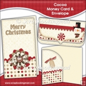 Cocoa Money Card & Envelope