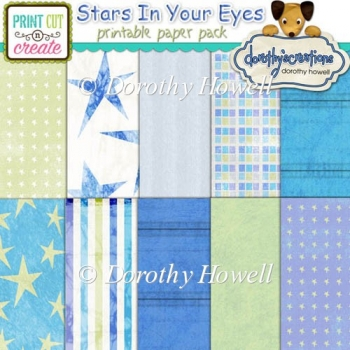 Stars In Your Eyes Paper Pack