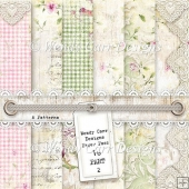 WENDY CARR DESIGNS PAPER PACK 16 PART 2