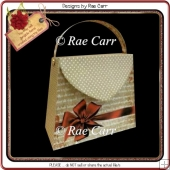 318 Purse Gift Bag *HAND & MACHINE Formats*