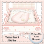 Tickled Pink Baby 3 Gift Box