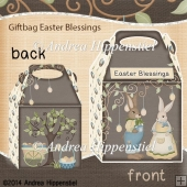 Giftbag Easter Blessings