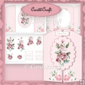 Gatefold card set 6
