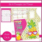 Be A Pineapple Life Planner