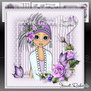 Flapper Emma Lilac Mini Kit