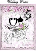 From This Day Forward Wedding Backing Background Paper
