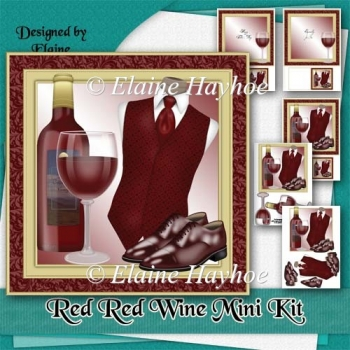Red Red Wine Mini Kit