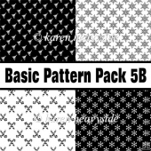 Basic Pattern Pack 5B