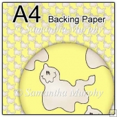 ref1_bp406 - Yellow Ghost Halloween