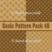 Basic Pattern Pack 4B