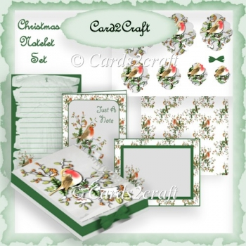 Notelet set no2