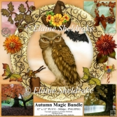 Autumn Magic Bundle - Design Resource