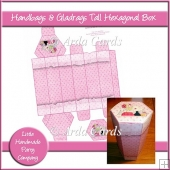 Handbags & Gladrags Tall Hexagonal Box