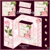 Rose Repose Card Kit